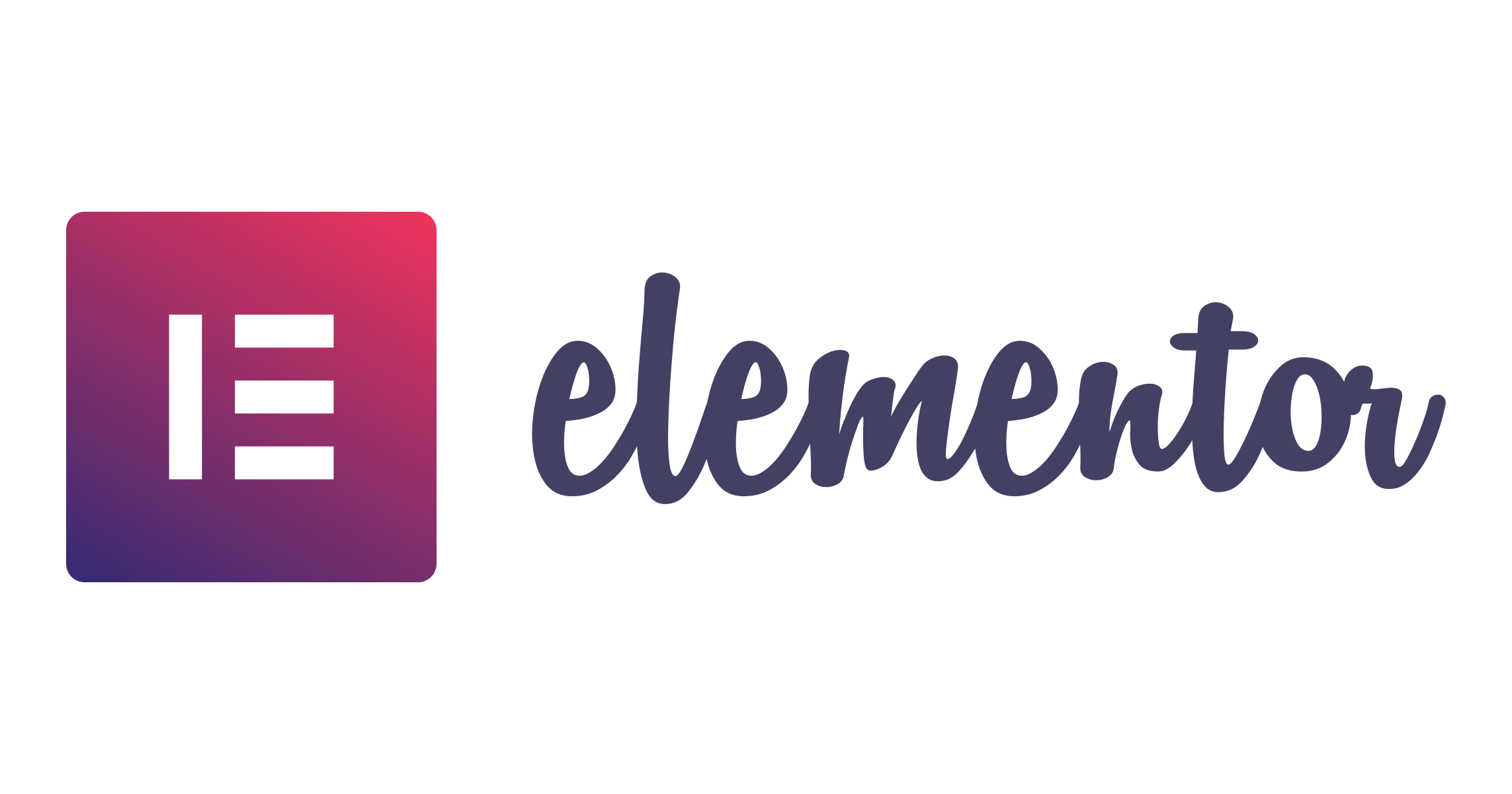 Elementor Page Builder - Logo