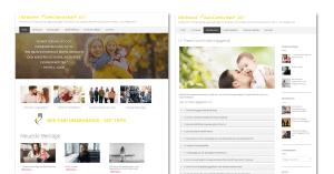 Verbandswebsite Header