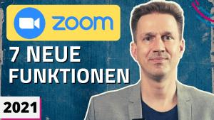 Zoom - 7 neue Funktionen