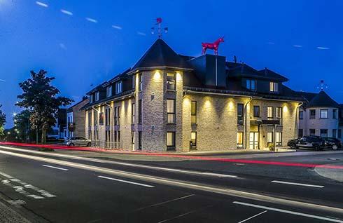 Hotel Rotes Einhorn 4 Sterne in Düren Birgel